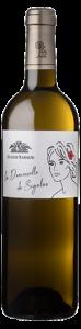 La bouteille du vin La Demoiselle de Sigalas.